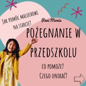ROK SZKOLNY 2021/2022 ADAPTACJA I SAMODZIELNOŚĆ W PRZEDSZKOLU – zapraszamy nowych Rodziców do zapoznania się z krótkimi plakatami informacyjnymi: